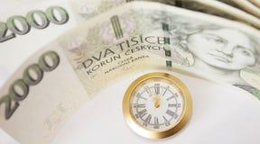 Ο χρόνος είναι χρήματα 17 Στοκ εικόνα με δικαίωμα ελεύθερης χρήσης
