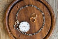 Ο χρόνος ενισχύει την αγάπη Στοκ Φωτογραφία