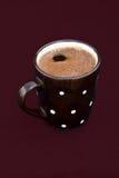ο χρόνος καφέ Στοκ εικόνες με δικαίωμα ελεύθερης χρήσης