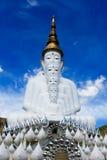Ο χώρος λατρείας των Βουδιστών ο ναός είναι ένας βουδιστικός Στοκ Εικόνες