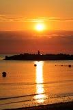 Ο ψαράς Στοκ φωτογραφία με δικαίωμα ελεύθερης χρήσης