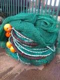 Ο ψαράς ` s καθαρός Στοκ Εικόνα