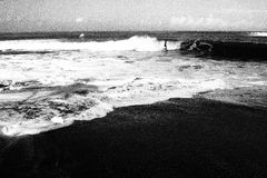 Ο ωκεανός 1 Στοκ Εικόνες