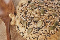 Ολόκληρο ένα ψωμί σίτου Στοκ φωτογραφίες με δικαίωμα ελεύθερης χρήσης
