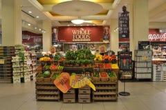 Ολόκληρο κατάστημα τροφίμων Στοκ Φωτογραφίες