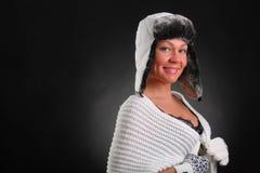 ο όμορφος μαύρος αθλητισμός ανασκόπησης γνωρίζει τη γυναίκα Στοκ φωτογραφίες με δικαίωμα ελεύθερης χρήσης