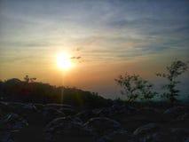 Ο όμορφος του φωτός του ήλιου στοκ φωτογραφίες