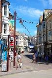 Οδός αγορών, Seaton στοκ εικόνες