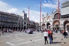οδός Βενετία Στοκ Εικόνες