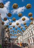 Οδός διακοσμήσεων Στοκ Φωτογραφίες