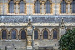 Οδός Καίμπριτζ κάστρων εκκλησιών του ST giles Στοκ Εικόνες