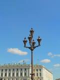 οδός λαμπτήρων Στοκ Εικόνα