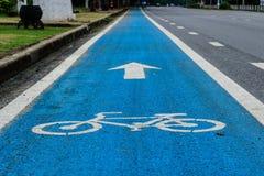 οδός μονοπατιών palanga ποδηλάτων basanaviciaus στοκ εικόνες