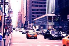 Οδός Νέα Υόρκη Στοκ εικόνα με δικαίωμα ελεύθερης χρήσης