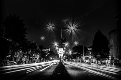 1750 οδός Σαν Φρανσίσκο Lombard Στοκ Φωτογραφίες