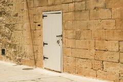 Οδός σε της Μάλτα Mdina στοκ εικόνες με δικαίωμα ελεύθερης χρήσης