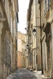 Οδός σε Arles Στοκ Εικόνες