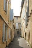 Οδός σε Arles Στοκ εικόνες με δικαίωμα ελεύθερης χρήσης