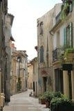 Οδός σε Arles Στοκ Εικόνα
