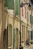Οδός σε Arles Στοκ Φωτογραφία