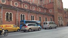 Οδός σε Saigon κεντρικός, Βιετνάμ φιλμ μικρού μήκους
