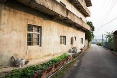 Οδός στην επαρχία Nantou στοκ φωτογραφίες με δικαίωμα ελεύθερης χρήσης