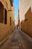 Οδός στην Ιερουσαλήμ, Ισραήλ Στοκ εικόνα με δικαίωμα ελεύθερης χρήσης