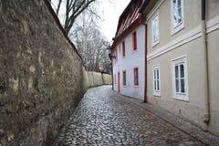 Οδός στο κέντρο Στοκ εικόνες με δικαίωμα ελεύθερης χρήσης