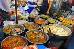 οδός Ταϊλανδός τροφίμων Στοκ Εικόνα
