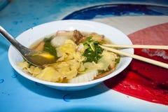 οδός Ταϊλανδός τροφίμων Στοκ φωτογραφία με δικαίωμα ελεύθερης χρήσης
