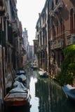 Οδός της Βενετίας Στοκ Φωτογραφίες
