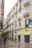 Οδός της Γρανάδας, Μάλαγα, Ισπανία στοκ εικόνες