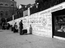 Οδός της Λισσαβώνας Στοκ Εικόνες