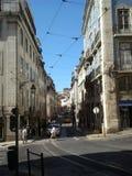 Οδός της Λισσαβώνας Στοκ εικόνα με δικαίωμα ελεύθερης χρήσης