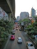 Οδός της Μπανγκόκ Στοκ Φωτογραφία