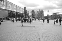 Οδός της Μόσχας Στοκ Φωτογραφία