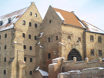 Παλαιά πόλη - Grudziadz Στοκ φωτογραφία με δικαίωμα ελεύθερης χρήσης