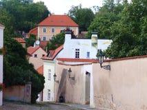 Οδός της Πράγας, Πράγα, Δημοκρατία της Τσεχίας στοκ φωτογραφία με δικαίωμα ελεύθερης χρήσης