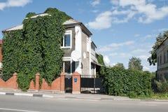 οδός Τορόντο εξοχικών σπιτιών του Καναδά Στοκ φωτογραφία με δικαίωμα ελεύθερης χρήσης