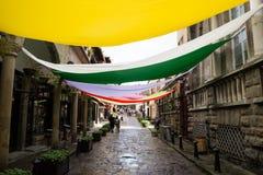 Οδός του Βελίκο Τύρνοβο Στοκ Φωτογραφίες