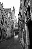 οδός του Μπρυζ Στοκ εικόνες με δικαίωμα ελεύθερης χρήσης