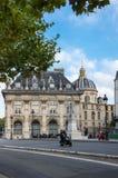 Οδός του Παρισιού Στοκ φωτογραφίες με δικαίωμα ελεύθερης χρήσης
