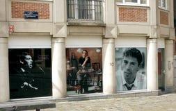 Οδός των Βρυξελλών στοκ εικόνες