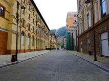 οδός Στοκ φωτογραφίες με δικαίωμα ελεύθερης χρήσης