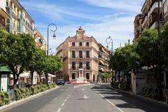 Οδός Antequera, Ισπανία Στοκ Εικόνες