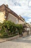 Οδός Aquitaine στοκ φωτογραφία με δικαίωμα ελεύθερης χρήσης