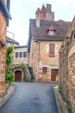 Οδός Aquitaine στοκ φωτογραφία