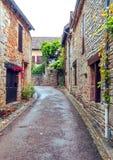 Οδός Aquitaine στοκ εικόνα με δικαίωμα ελεύθερης χρήσης