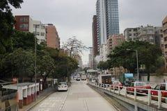 Οδός Argyle στην πόλη kowloon Στοκ εικόνες με δικαίωμα ελεύθερης χρήσης