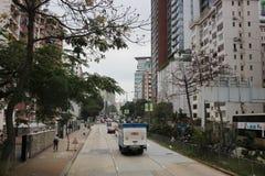 Οδός Argyle στην πόλη kowloon Στοκ φωτογραφία με δικαίωμα ελεύθερης χρήσης
